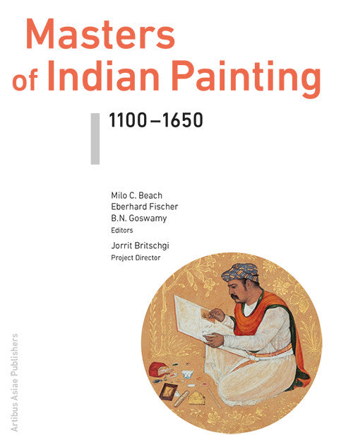2015 – Masters of Indian Painting