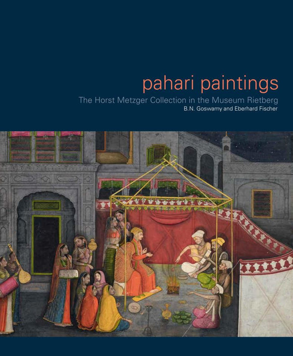 2017 – pahari paintings. The Horst Metzger Collection in the Museum Rietberg (catalogue)