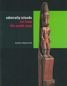 2002 - The Admiralty Islands (Catalogue)