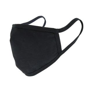 Cotton and Spandex Face Mask