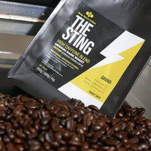 Load image into Gallery viewer, The Sting Coffee Beans - Busy Bee's Coffee