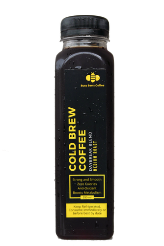 Cold Brew Coffee - Daybreak Blend - Busy Bee's Coffee