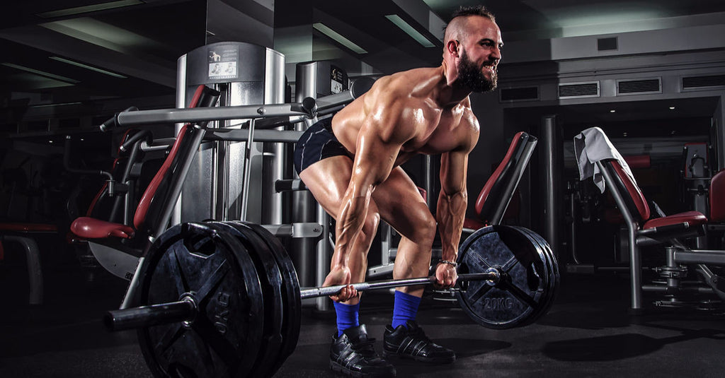 The Health Benefits Of Deadlifts