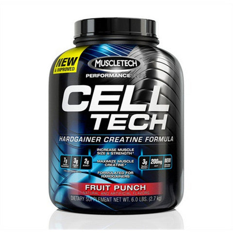 MuscleTech Cell Tech 1.4kg And 2.7kg