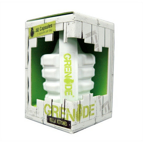 Grenade Killa Ketones 60 Caps - Supplements 2 Door