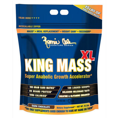 Ronnie Coleman King Mass XL 2.7kg And 6.8kg