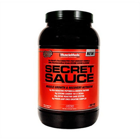 MuscleMeds Secret Sauce 1.4kg 3lbs 20 Servings