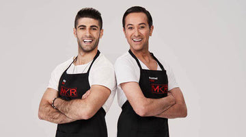 Camel Milk Stars on My Kitchen Rules