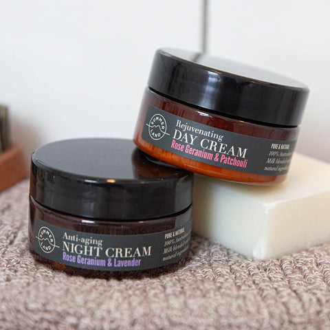 Camel Milk Day and Night Cream Summer Land Camels