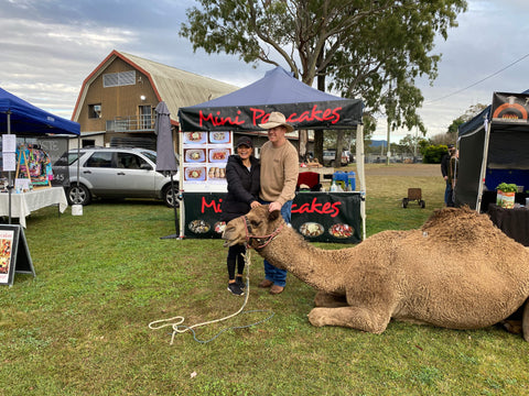 Country Markets at Summer Land Camels