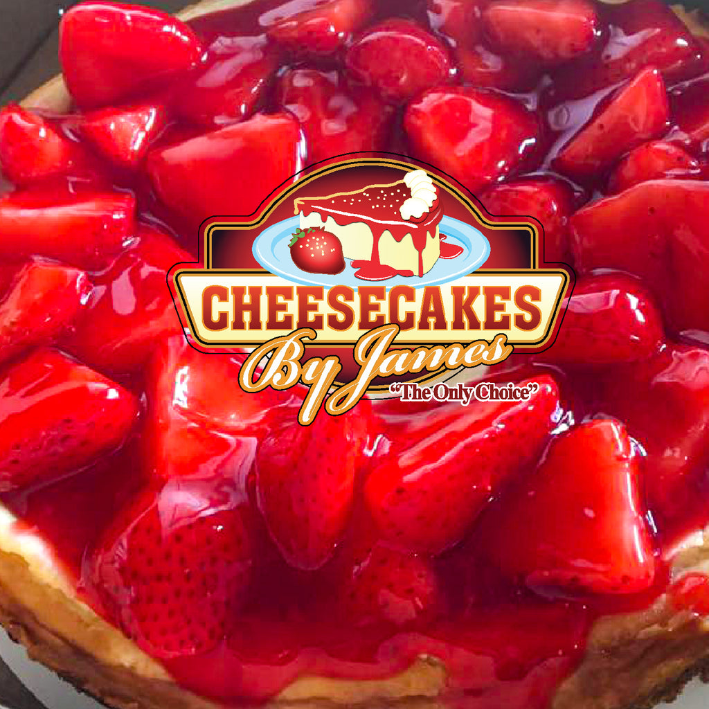 Whole Cheesecake Original Flavors