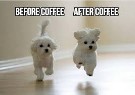 Before Coffee After Coffee Meme