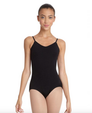 Load image into Gallery viewer, V-Neck Camisole Leotard - Adult