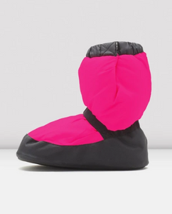 Bloch Warm Up Booties - Adult