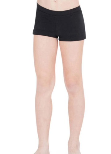 Capezio Boy Shorts - Girls