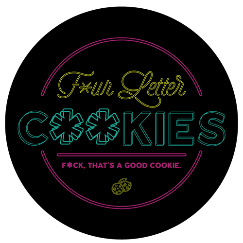 Four Letter Cookies