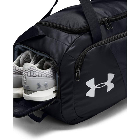 Undeniable Duffle - 4.0 Gym Bag - Black/Silver - Large