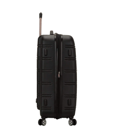 Image of Hardside Expandable Spinner Wheel Luggage - 2 Piece - Black