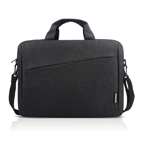 Image of Laptop Shoulder Bag - 15.6-Inch - Black