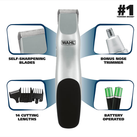 Battery Powered Hair Trimmer
