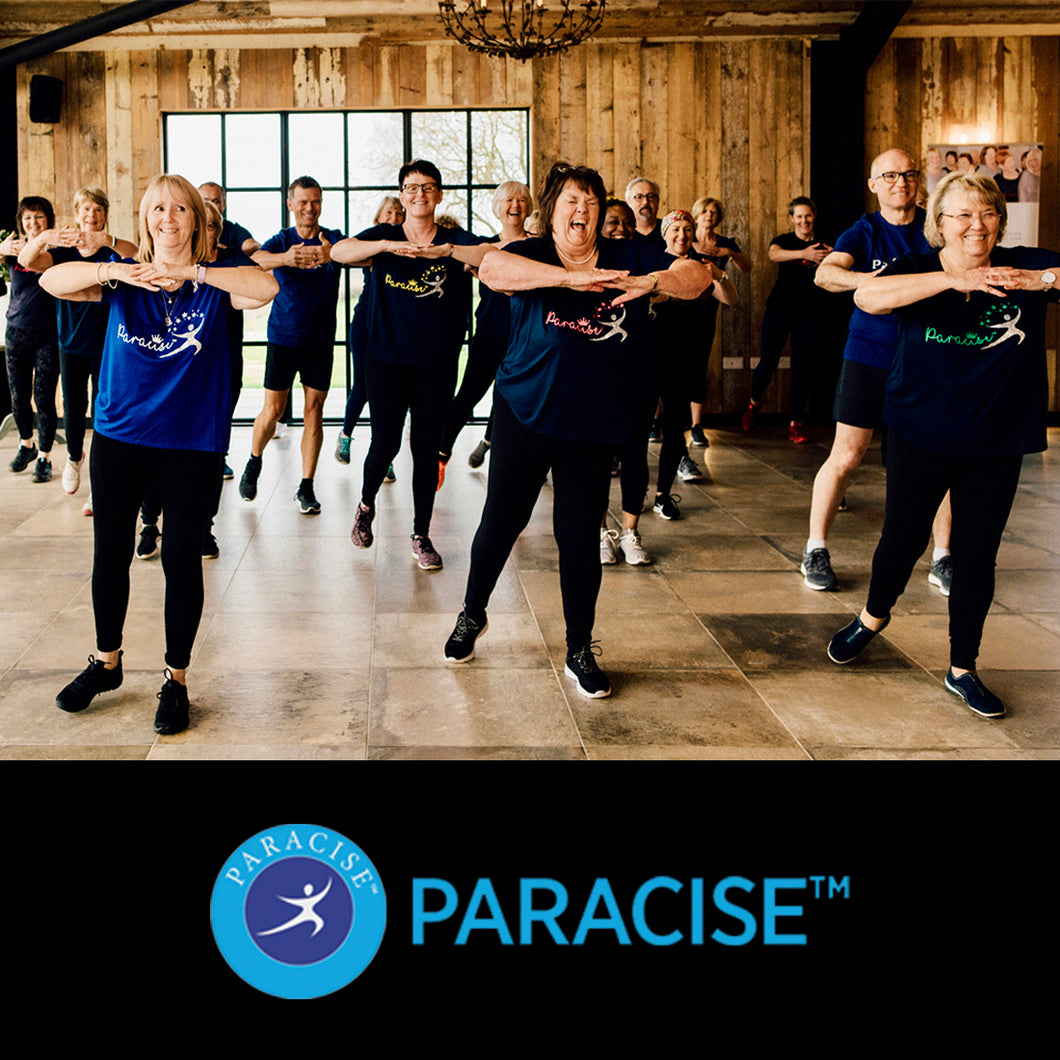 Paracise- ZOOM (45 minute class)