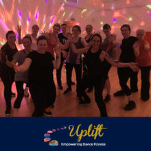 Load image into Gallery viewer, Uplift Empowering Dance Fitness - ZOOM (45 min class)