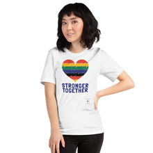 Load image into Gallery viewer, Adult Stronger Together T-Shirt