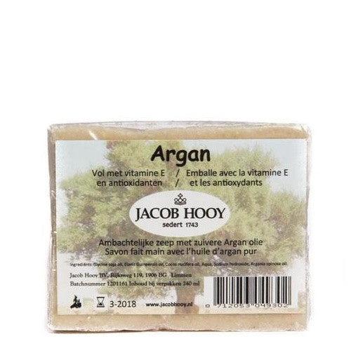 Argan Zeep 240 ml - Jacob Hooy