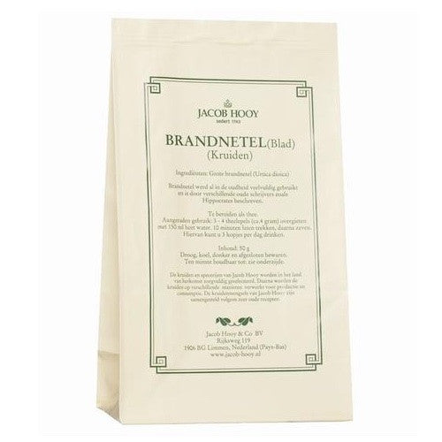 Brandnetelblad (Urtica Dioica) 50 g - Jacob Hooy