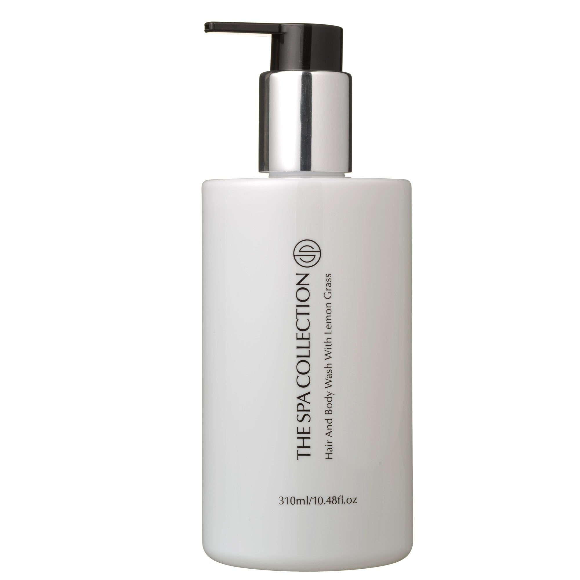 Hair & Body Wash Lemongrass 310 ml - The Spa Collection