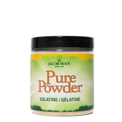 Pure Powder Gelatine Poeder 150 g - Jacob Hooy