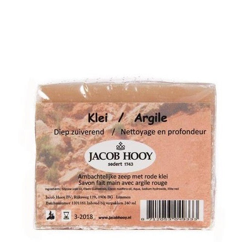 Klei Zeep 240 ml - Jacob Hooy