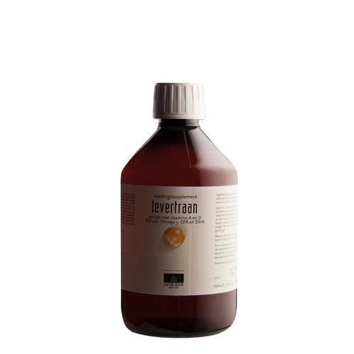 Levertraan 500 ml - Jacob Hooy