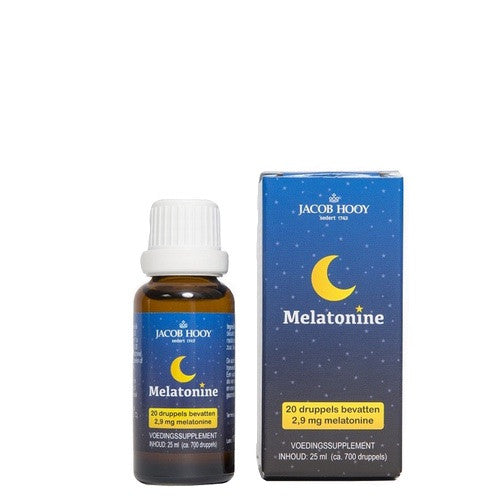 Melatonine 25 ml - Jacob Hooy
