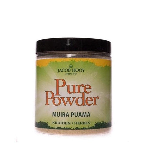 Pure Powder Muira Puama 85 g - Jacob Hooy