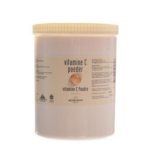 Vitamine C Poeder 1000 g - Jacob Hooy