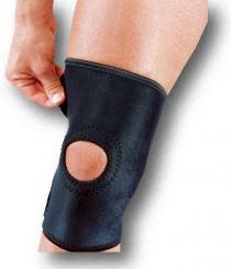 Adjustable Neoprene Open Patella Support