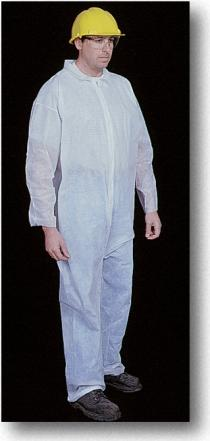 Disposable Polypro Coveralls