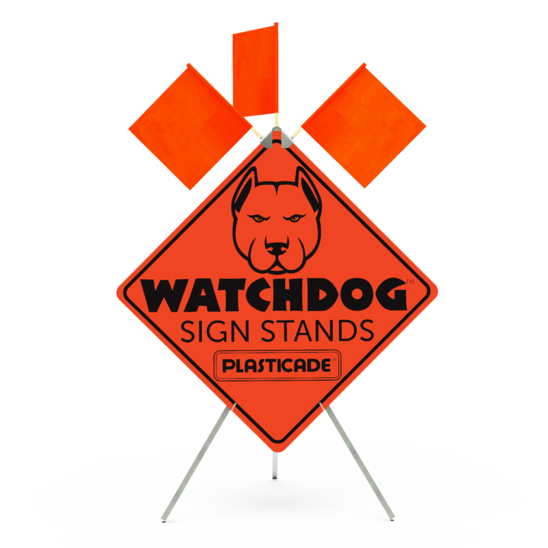 Tripod Sign Stands