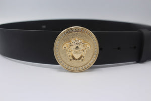 Black Leather, Gold Medusa
