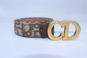 New Design Belt Brown