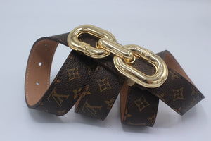 Amazing For Woman Gold Chain Buckle