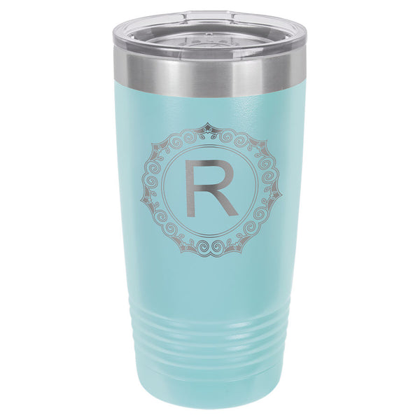 20 oz. Insulated Tumbler w/Clear Lid