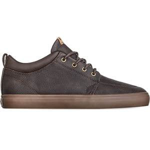 Globe GS Chukka Vegan Skate Shoes - Choco / Mock