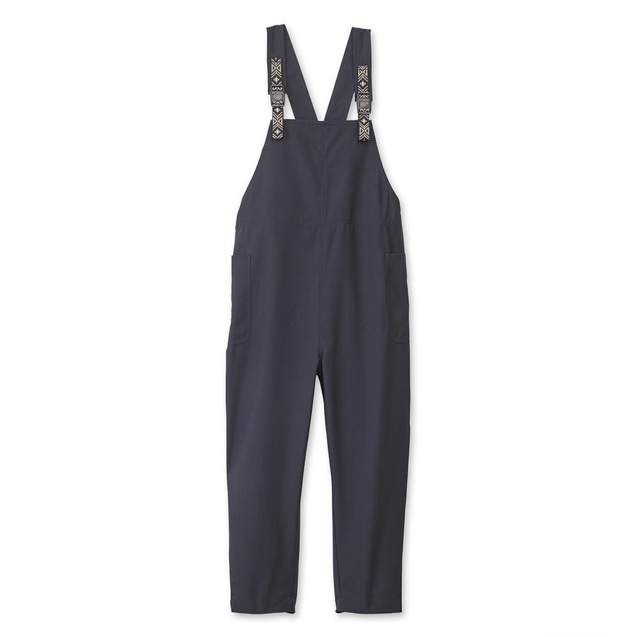 Kavu San Blas Shoulder Strap Jumpsuit - Black