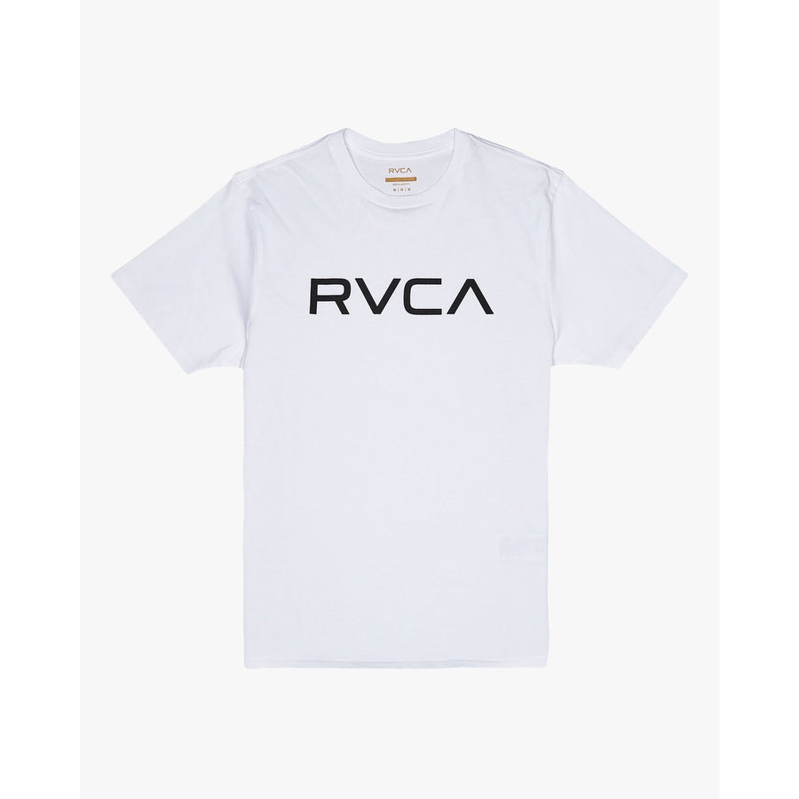 RVCA 'Big RVCA' Organic Cotton T-Shirt - White