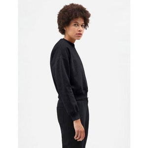 Dickies Ferriday Cropped Sweatshirt - Black