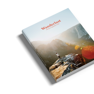 Gestalten Wanderlust Hard Back Edition Book