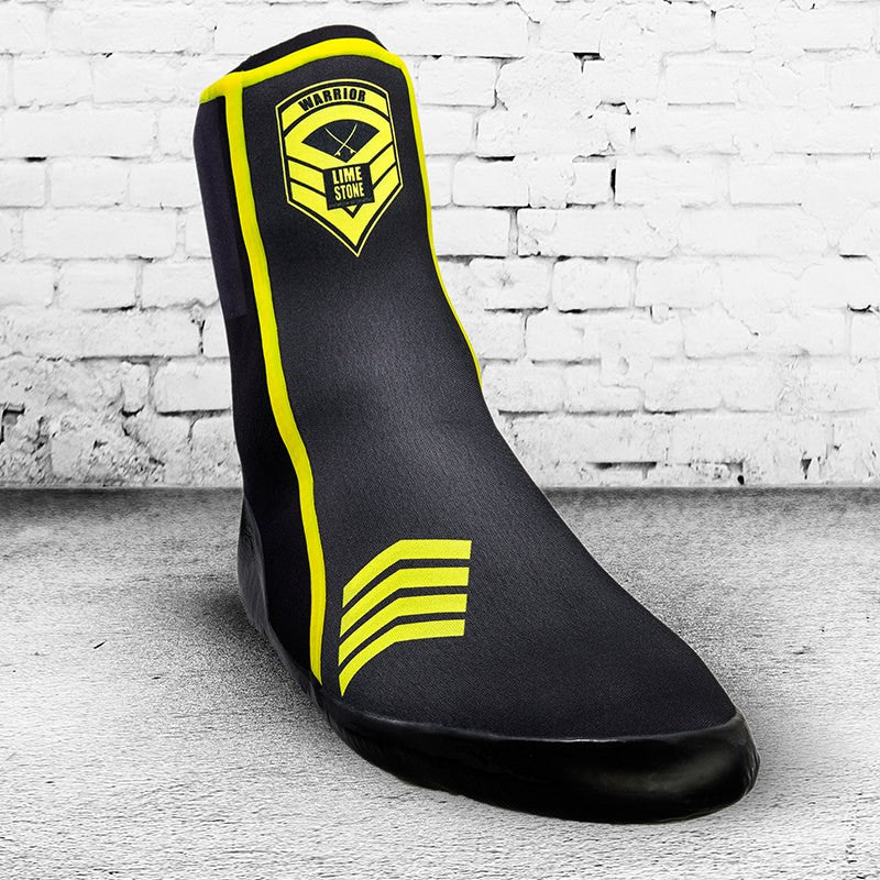 Wetty Wetsuit Surf Boots Polar Warrior 5mm - Yellow