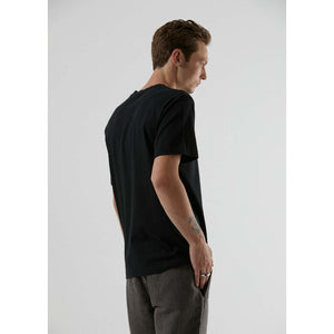 Afends Fiction Mens Retro Fit T-Shirt Black